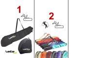 Ski / Snowboard - Wie Sie Ihre Ski- und Snowboard Taschen wählen - Sport