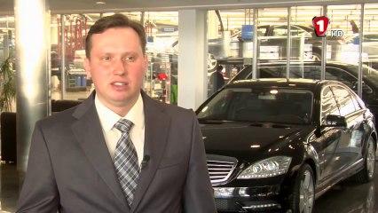 Mercedes BlueTEC. 'Премиум технологии'. Выпуск 7. (УКР)