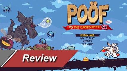 Poöf - Test/Review - Games-Panorama HD DE