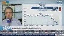 Bilan hebdo: de nombreux jours de stagnation du CAC40, peu de volatilité sur les marchés, la Chine et ses créances douteuses..., Jean-Louis Cussac et Philippe Béchade, dans Intégrale Bourse – 24/01