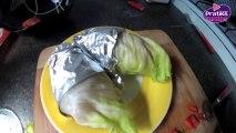 Cuisine - Comment préparer un sandwich sans pain