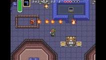 Let's play - Zelda : A link to the past : épisode 8 , La tour d'Héra