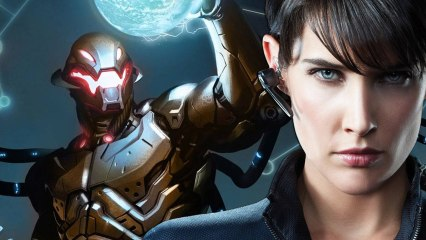 Avengers Age Of Ultron casts CobieSmulders