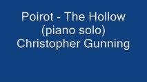 Mercuzio Pianist - Poirot  - The Hollow (piano solo)
