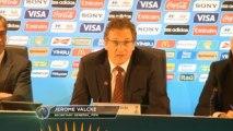 """WM 2014: Valcke: """"Es könnte während der WM Probleme geben"""""""