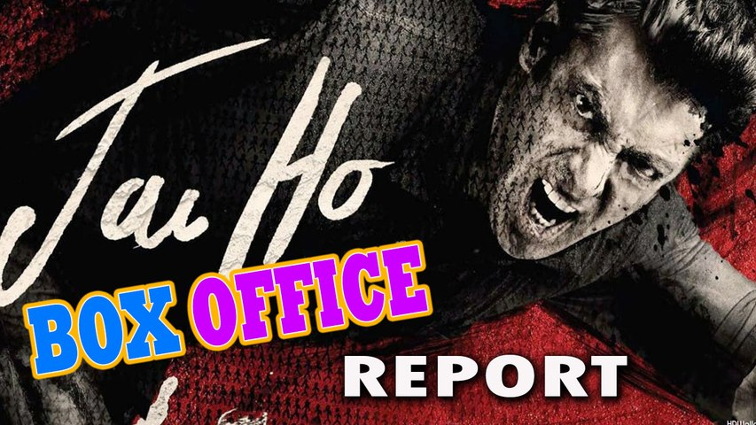 "Salman Khan - ""Jai Ho BOX OFFICE REPORT "". - Bollywood Box Office"
