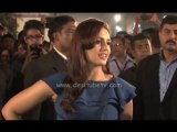 Hot Bollywood Celebrities on Red Carpet of 59th Idea Filmfare Awards inside YRF Studios