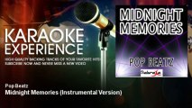Pop Beatz - Midnight Memories (Instrumental Version)