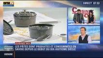 Cuisinez-moi: Le Crozet savoyard - 25/01