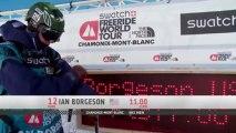 FWT14 - Ian Borgeson - Chamonix Mont Blanc