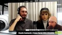9/12/2013 M5S Claudio Cominardi e Tiziana Ciprini per il M5S a Bruxelles - MoVimento 5 Stelle