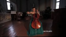 'J.S. Bach - Suite for Solo Cello no. 1 in G major - Sarabande' by Denise Djokic - YouTube