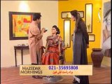 Mazedar Morning with Yasmeen on Indus Television 22-01-14 part 5