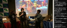 HORI Stick Event  sako special 2014 part3 sako(E Ryu) vs  aisuman(Ryu) FT3