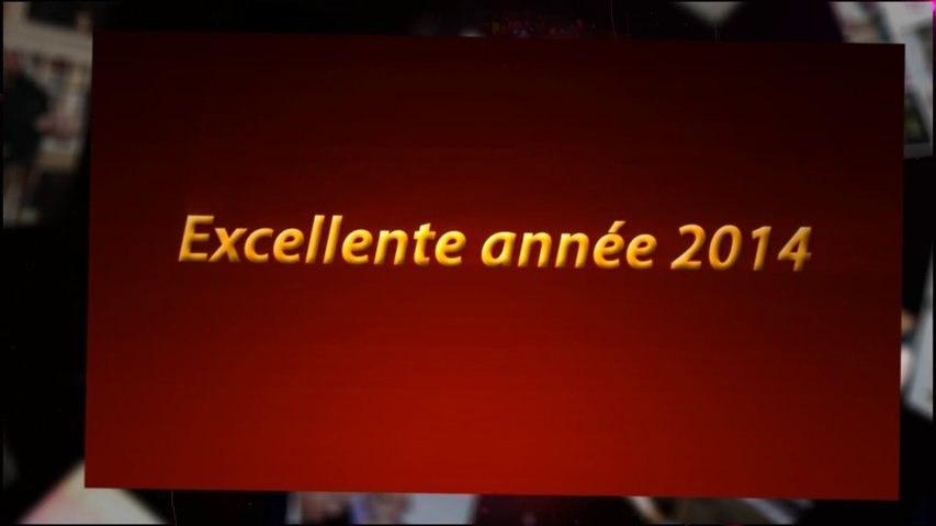 Meilleurs voeux pour 2014 de la part de VideoScopie Production