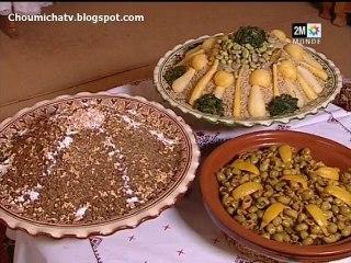 Les recettes de la ville el Kala des Sragna