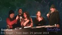 SoloVox poésie musique slam - 46 - Arlène Créations - Maureen Mau Way