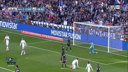 Cristiano Ronaldo Amazing Bicycle kick Vs Granada 2014 [HD]