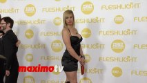 Tara Lynn Foxx 2014 XBIZ Awards Red Carpet Arrivals