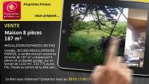 A vendre - maison - MOUILLERON EN PAREDS (85390) - 8 pièces - 187m²