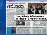 Les coulisses de la rupture de François Hollande et Valérie Trierweiler - 26/01