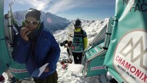 FWT14 - GOPRO Run of Margot Rozies - Chamonix Mont Blanc