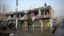Attentat suicide à Kaboul contre un car militaire, 4 morts
