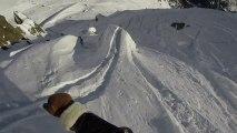 FWT14 - GOPRO Run of Estelle Balet - Chamonix Mont Blanc