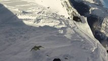 FWT14 - GOPRO Run of Laura Hadar - Chamonix Mont Blanc