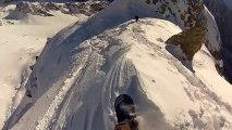FWT14 - GOPRO Run of Jamie Rizzuto - Chamonix Mont Blanc