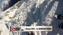 FWT14 - GOPRO Run of Shannan Yates - Chamonix Mont Blanc