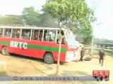 শাবি'তে শিবির-ছাত্রলীগ সংঘর্ষ, পুলিশ সহ আহত