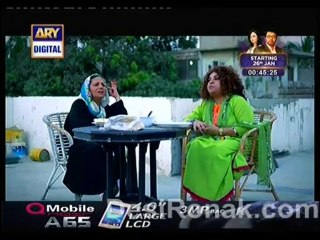 Quddusi Sahab Ki Bewah - Episode 134 - January 26, 2014 - Part 2
