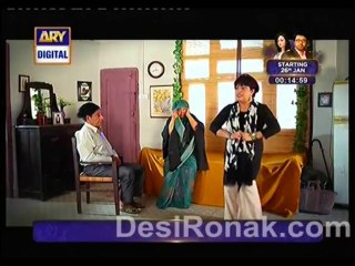 Quddusi Sahab Ki Bewah - Episode 134 - January 26, 2014 - Part 4
