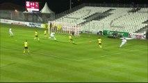 But Benjamin ANDRE (8ème) - AC Ajaccio - FC Sochaux-Montbéliard - (1-1) - 25/01/14 - (ACA-FCSM)