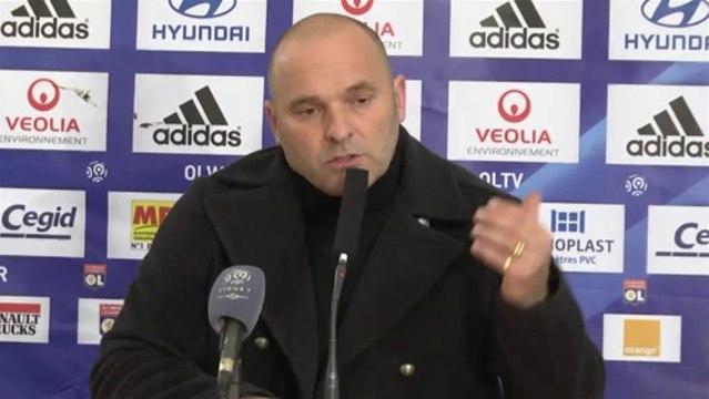 ETG : Pascal Dupraz place ses joueurs face à leurs responsabilités