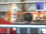 Combat boxe Metz