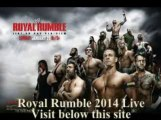 WWE Royal Rumble 2014 Live PPV Free online