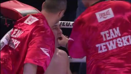 Mikael Zewski vs Krzysztof Szot - 20140118