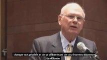 L'ancien ministre canadien de la Défense, Paul Hellyer, révèle l'existence des ovnis