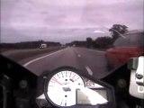 Ghost Rider Vs Police 4x4 Volvo