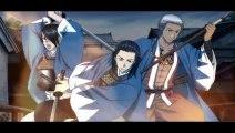 Bakumatsu Koihana Shinsengumi Opening HD 1080p PS2