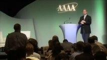 Eric Schmidt at American Association of Advertising Agencies