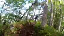 sortie vtt  mai 2013 vallée verte