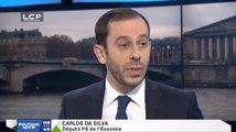 Politique Matin : Carlos da Silva, Député PS de l'Essonne et Thierry Solère, Député UMP des Hauts-de-Seine