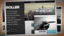 Scroller Parallax Scroll Responsive Theme Download