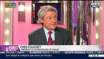 Made in Paris: Yves Fouchet, CCI Entreprendre en France, dans Paris est à vous – 27/01