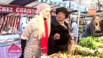 #babette - Tatiana Laurens au marché de l'Alma - [26/01/2014]