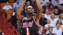 Bosh, Heat Win NBA Finals Rematch