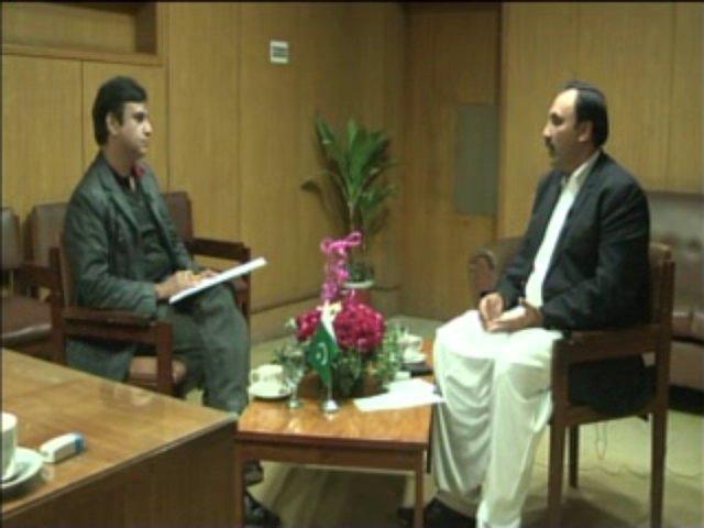 Zari Pandal with Saghir Ramay on Livestock Part 1